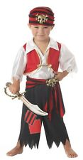 AHOY MATEY Pirate Child Costume HALLOWEEN Boys