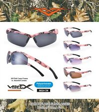 VertX Pink Camo Sport Sunglasses Camouflage Hunting Fishing Camouflage 56024