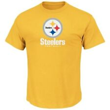 Pittsburgh Steelers Critical Victory VIII T-shirt - Gold