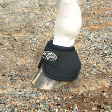 Professional's Choice Neoprene Horse Secure Fit Bell Boots Ballistic Overreach