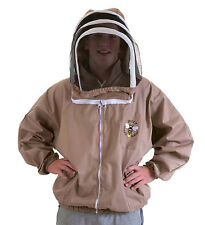 Beekeeping coloured BEE JACKET, cappuccino - ALL SIZES