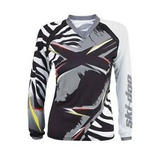 ski-doo Ladies' X-Team Jersey - White