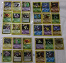 Pokemon 1st Edition MINT Team Rocket RARE Cards Choose Your Own Card!
