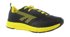 Hi-Tec Kids Athletic Lightweight Running Trainers Yellow/Black