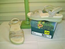 SAS Duo Womens Sandals Natural Shoes NEW IN BOX