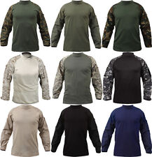 Rothco Military Heat Resistant Combat Tactical Combat Long Sleeve Shirt