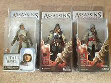 NECA Assassin's Creed Ezio & Altair Figures - Your Choice of 3  Figures - Sealed
