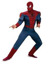 Adult The Amazing Spider-Man Movie 2 Classic Muscle Costume by Disguise 73056