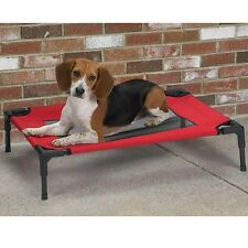 ONE 2 Color Raised Sleeping Cot Pet Bed Elevated Portable Indoor/Outdoor Dog Bed