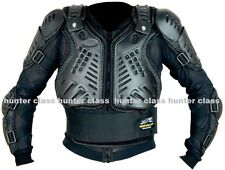 Kids Motocross Motorbike Childrens Enduro Body Armour Protection Spine Suit CE