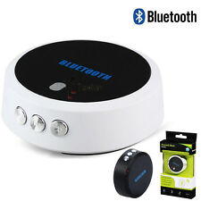 Wireless Bluetooth V3.0 Music Audio Dongle Receiver 3.5mm AUX Line f/ iPhone MID