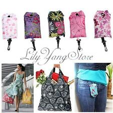 5/10 Foldable Tote Market Shopping Bag Eco Friendly Reusable Recycle Storage Hot