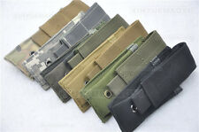 Tactical MOLLE Single Pistol Magazine Pouch Modular Magazine Mag Pouch