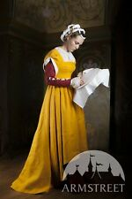 Medieval Costume , Traditional Central Europe Dress Costume