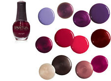 NEW SpaRitual Nail Lacquer 0.5 fl oz Polish Red Creme Purple Pink Beige Orange