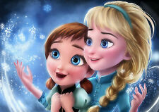 Disney Frozen jóvenes Elsa & Anna One Piece Cartel