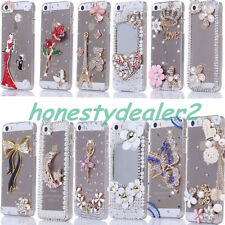 New Deluxe Case For i Phone 6 4.7'' 6+ Plus 5.5'' Bling 3D Diamond Cute Cover