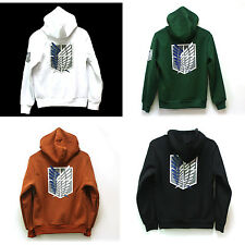 Attack on Titan Shingeki no Kyojin Scouting Legion Hoodie Hoody sweater cosplay