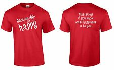 Because I'm Happy Pharrell Williams Hat - RED Shirt - tee t-shirt Despicable 2