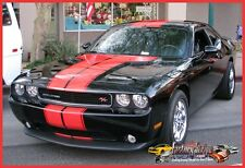 DODGE CHALLENGER T-STRIPE RALLY KIT WITH OUTLINE FACTORY STRIPE 2008 TO 2014