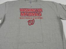 WASHINGTON NATIONALS TEE SHIRT BIG MAJESTIC NWOT 4XL 4XLT WN295