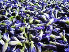 100% PURE, NATURAL DRIED BUTTERFLY PEA. (Tea & food coloring)