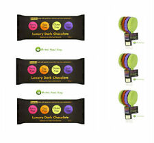 Kinnerton Chocolate Bars/Lollies - Nut Dairy Gluten & Egg Free  - TRACKED