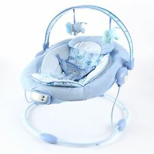New Baby Bouncer Infant Rocking Chair Seat Music Portable Feeding Child Travel