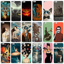 New Various Painted Design Figure Cartoon Case Cover Skin For iPhone 6 Plus  6