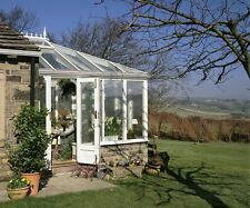 Lean To Timber Conservatory - New Wooden Conservatories