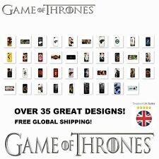 ★ GAME OF THRONES house westeros tv series dvd Case for iPhone 5 5S 4 5C COVER ★