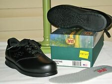 SAS Freetime Womens Black Oxford Shoes NEW IN BOX