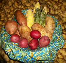 Elk Moose Deer Bear Buffalo MTN Sheep Wolves Baked Potato Corn Baker Bag HCF&D