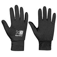 Karrimor Mens/Women's Gloves NEW Liner Thermal (S/M+L/XL) Winter Gloves Running