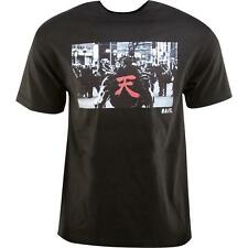 BAIT x Street Fighter Limited Edition Akuma Snapshot Tee (black)