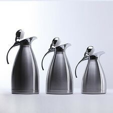 2L Stainless Steel Vacuum Thermo Jug Heat Kettle Vacuum Hot Water Jar Container