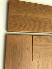 Solid Oak Fitted Kitchen Cupboard Doors fit to standard kitchen units cabinets