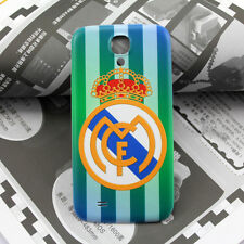 Real Madrid Barcelona Arsenal Chelsea XXX Case Cover For Samsung Galaxy S4