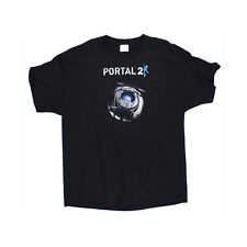 Portal 2 Wheatley in Space Tee NEW Men's T Shirt Video Game