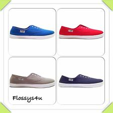 FLOSSY FLOSSYS LACE UP STYLE VANS MENS WOMENS ADULT SIZES  *SALE*