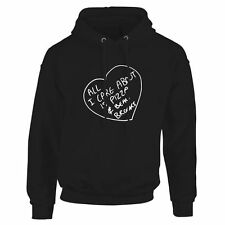 All I Care About Is Pizza and Beau Brooks Hoody Janoskians Tour Hoodie