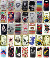 for Samsung Galaxy Grand Neo I9060 DUOS i9082 9082 Soft TPU Cartoon Cover Case