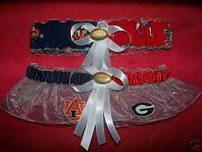 House Divided Bridal Wedding Garter Set