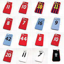 Football Club iPhone 5c Phone Cover Cases - Champions Premier European Leagues