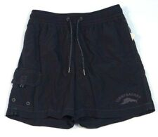Tommy Bahama Black Brief Lined Swim Trunks Boardshorts Mens NWT