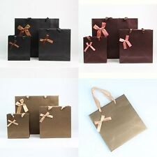 Paper Loot Bags Party Wedding Favours Birthday & Christmas Gift Bag With Handles