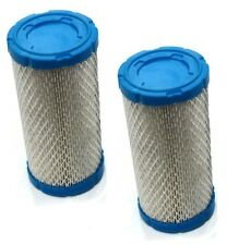 (2) New AIR FILTERS CLEANERS for Kubota Engine Motor Lawn Mower Tractor & More