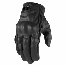 *FAST SHIPPING* ICON WOMENS PURSUIT TOUCHSCREEN MOTORCYCLE GLOVES