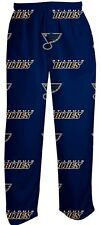 "St. Louis Blues NHL ""Scoreboard"" Micro Fleece Pajama Pants"