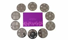 MoYou Nail Art Decoration Image Stamp Stamping Plate Manicure Design